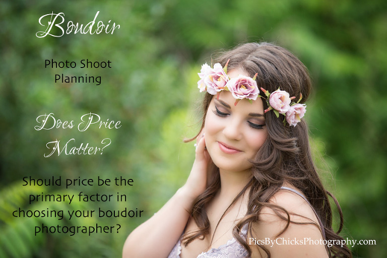 Does Price Matter When Choosing Your Boudoir Photographer?  Pittsburgh Boudoir Photographer - Helpful boudoir photography blogs