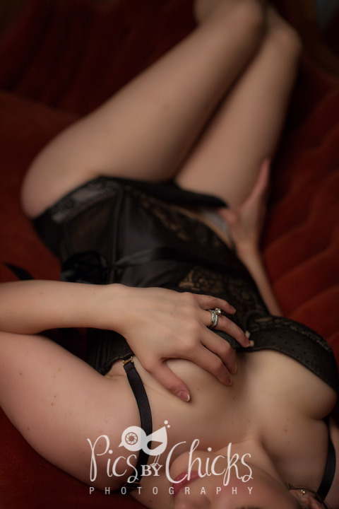 youngstown boudoir photography