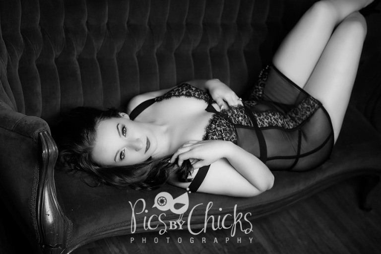 youngstown boudoir photographer