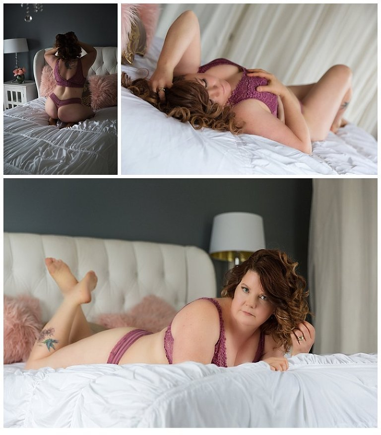 plus size boudoir photography pittsburgh