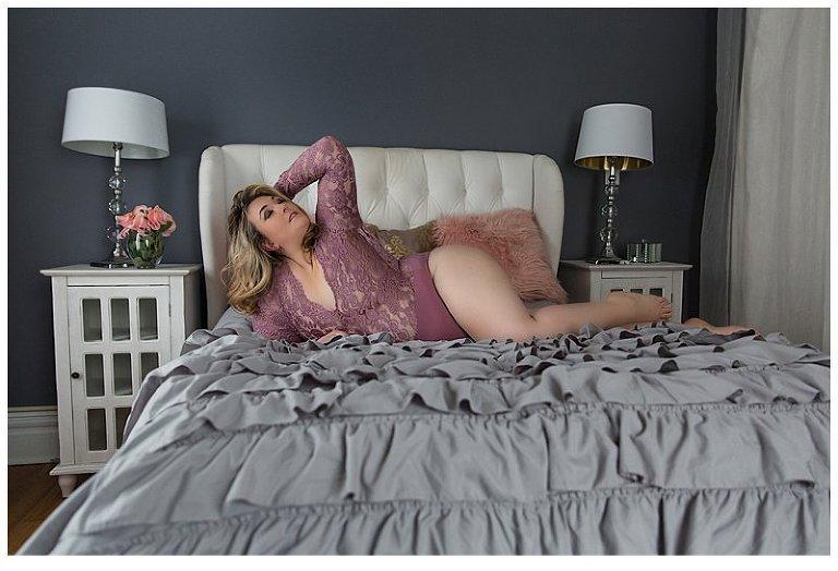 plus size boudoir photo pittsburgh